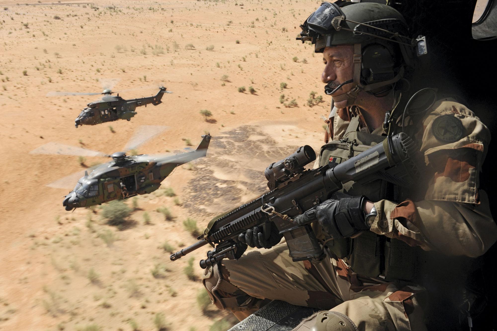 Mali Les Forces Sp 233 Ciales Fran 231 Aises Passent 224 L Attaque