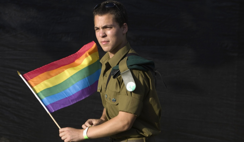 Vidéos de soldats homosexuels