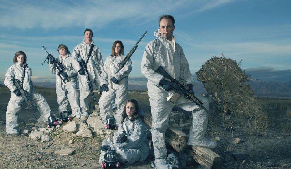 Les survivalistes attendent la fin du monde