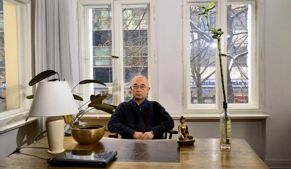 """Liao Yiwu: """"En Chine, les valeurs sont polluées"""""""