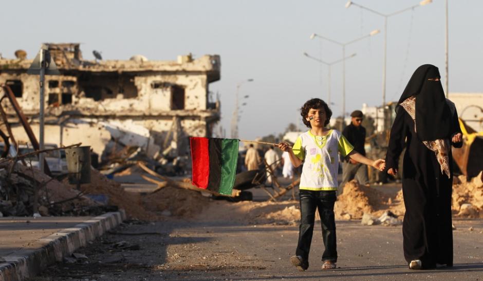 Libye. La guerre de 100 jours