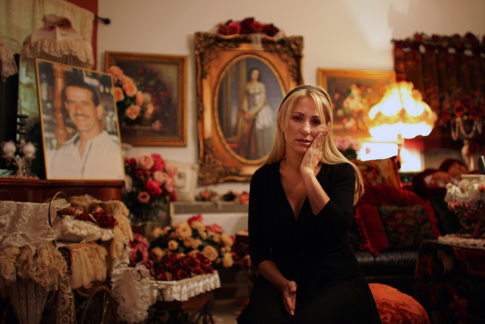 mafia isra lienne la veuve du parrain a le blues. Black Bedroom Furniture Sets. Home Design Ideas