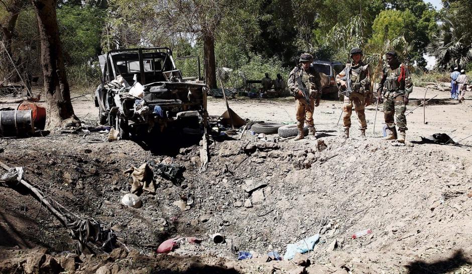 Mali. Les Français montent au front