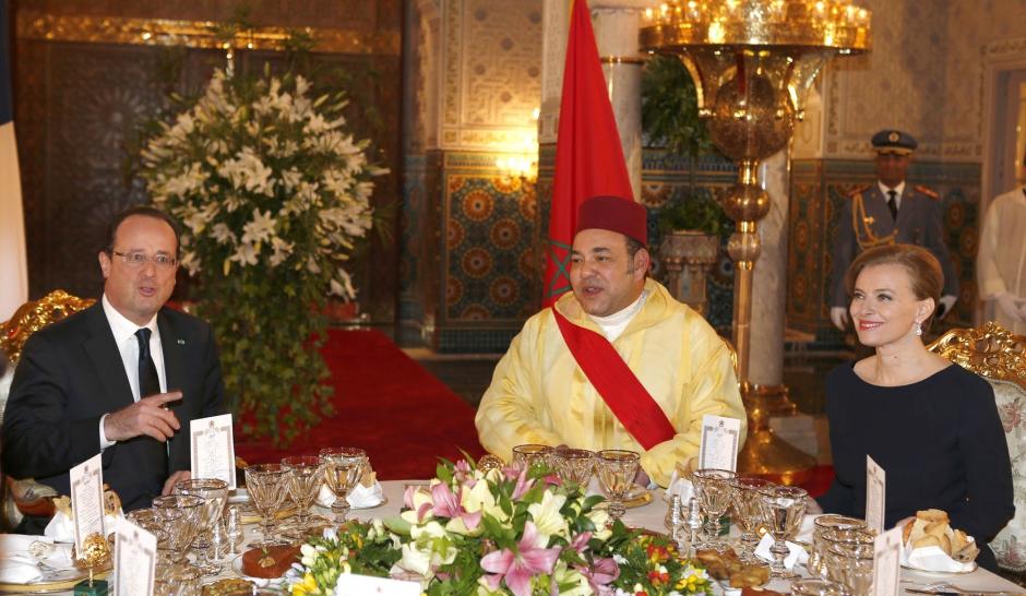 Maroc. Une oasis pour le president