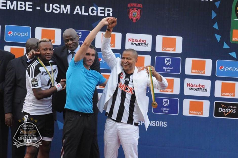 """""""Moïse"""" sacré champion d'Afrique"""