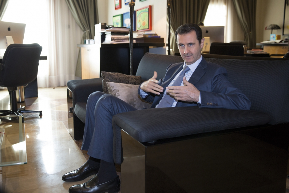 Our Full Interview with Syrian President Bashar al-Assad