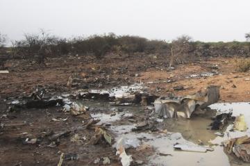 pas de piste privilegiee pour le crash du vol d air algerie