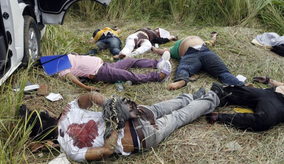 the philippine massacre The philippines massacre of 46 people on monday on mindanao appears to have been politically motivated, with fingers pointing to a powerful local clan.