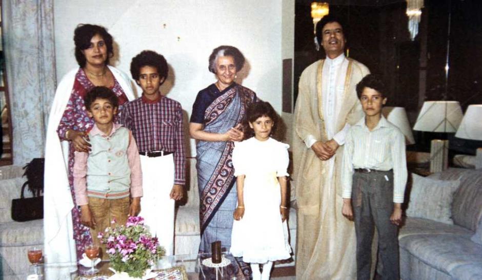 Quel destin pour les enfants de Kadhafi ?