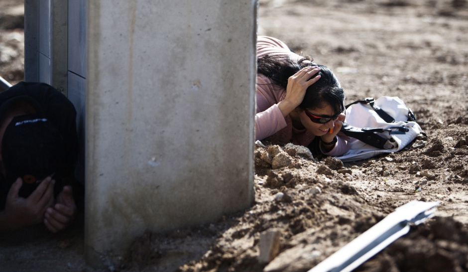 Sous les sirènes en Israël