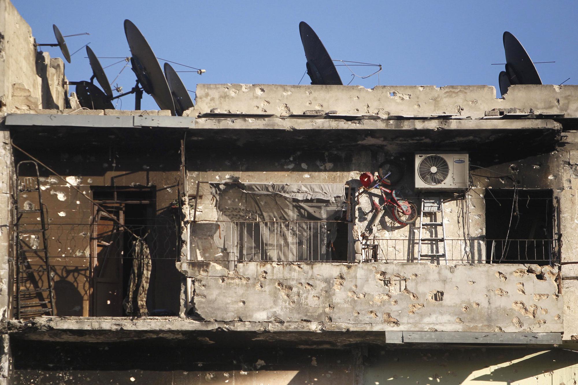 syrie europe 1 sans nouvelles de deux journalistes paris match. Black Bedroom Furniture Sets. Home Design Ideas