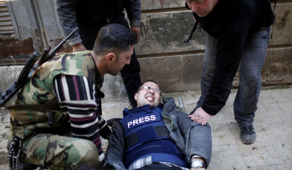 Syrie: la tête des journalistes mise à prix