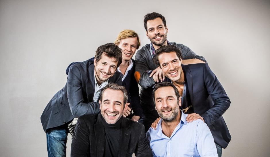 Jean Dujardin revient à la télé avec ses copains
