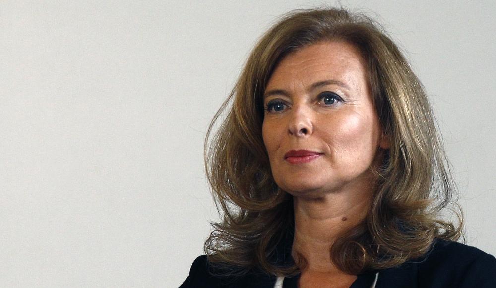 Valérie Trierweiler: bien plus voleuse que frondeuse...