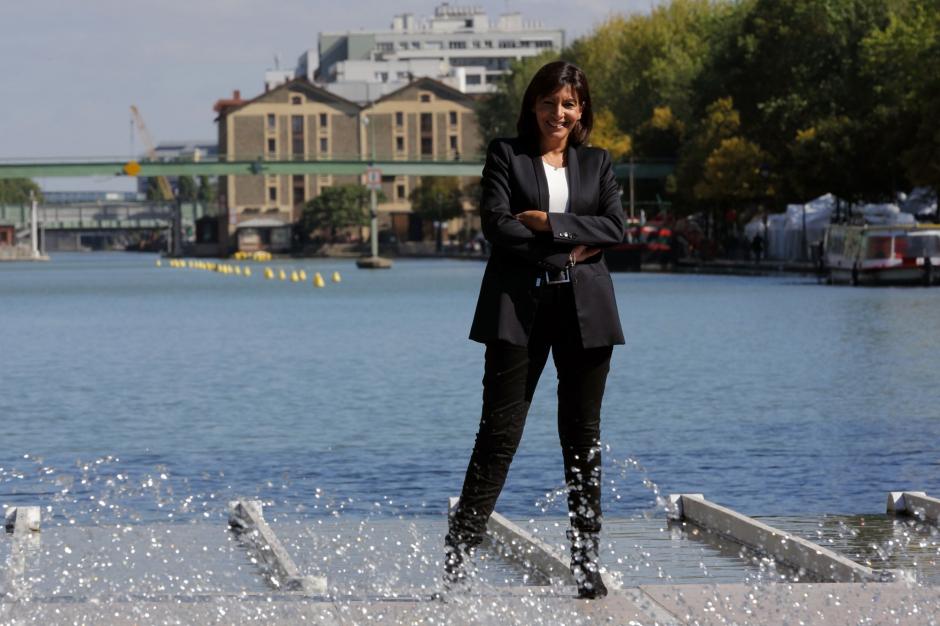 Anne Hidalgo en position de force