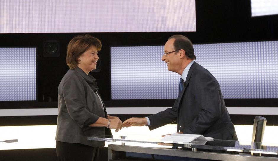 Argent des partis : PS qui rit, UMP qui pleure