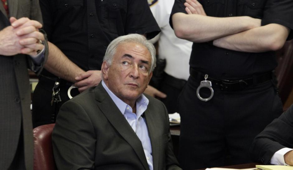 DSK libéré sous caution: les réactions