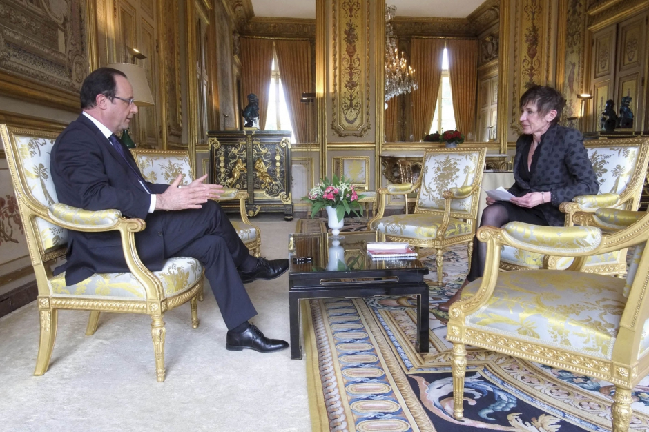 François Hollande, l'heure de vérité