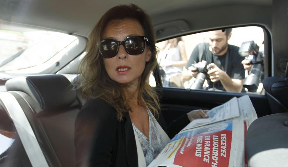François Hollande. Rencontre avec Valérie, sa compagne