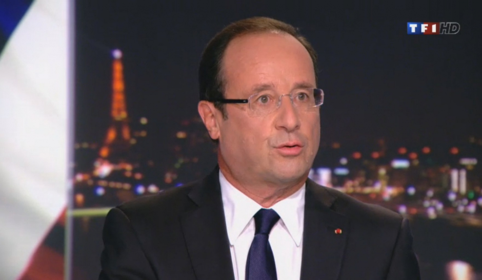 "Hollande défend son ""agenda du redressement"""