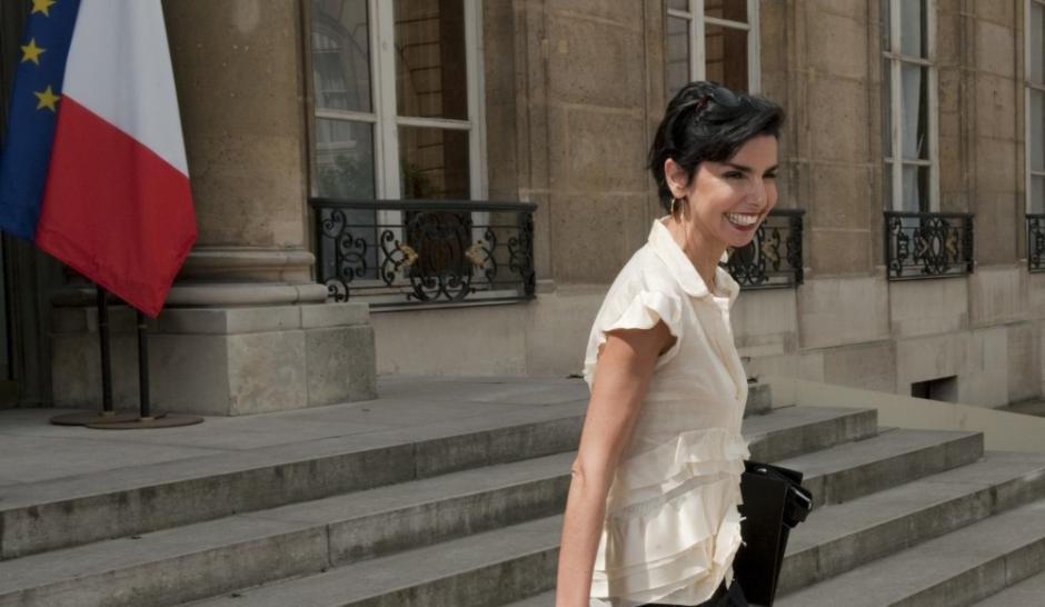 Info Paris Match:  Rachida Dati crée sa société de consultants