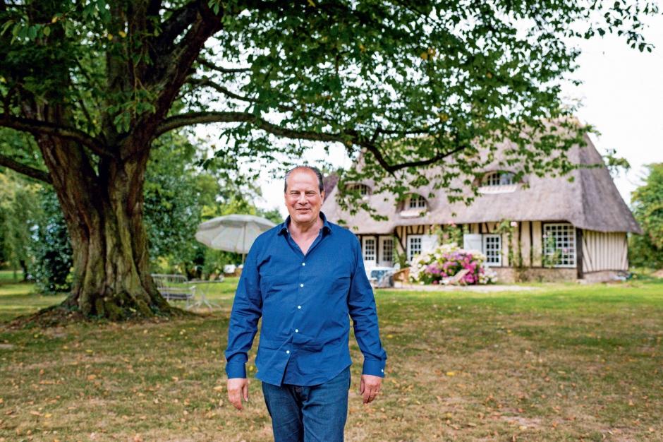 Interview de jean christophe cambad lis la - Maison de l ecologie ...