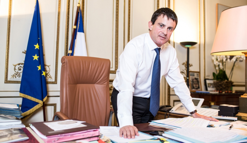 Mobilisation g n rale au minist re de l int rieur for Minister de l interieur