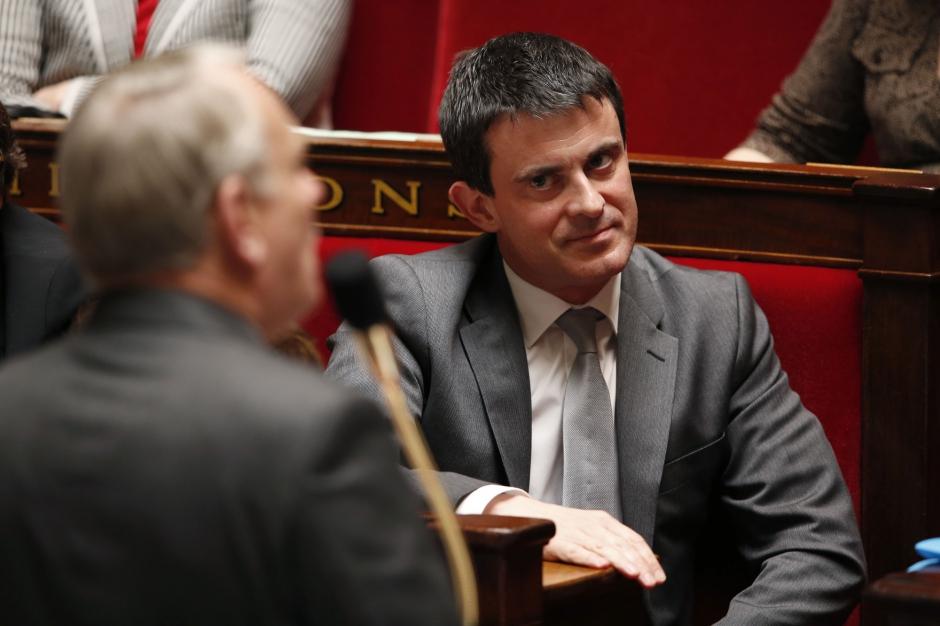 Manuel Valls superstar