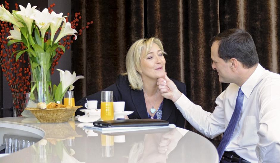 Marine Le Pen: Front commun avec Louis