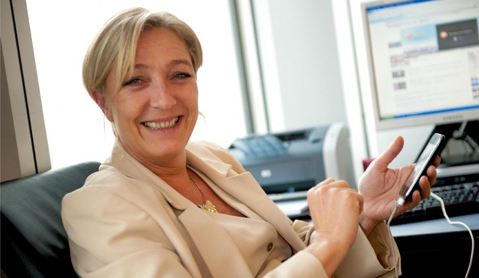 Marine Le Pen : le nouveau visage de l'extrême droite