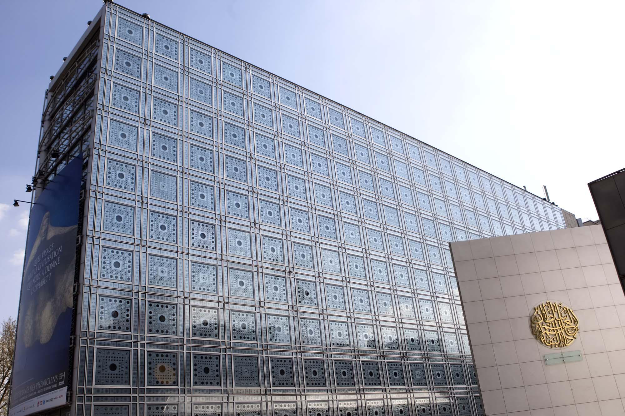 Jack lang un nouveau souffle pour l institut du monde for Architecture arabe