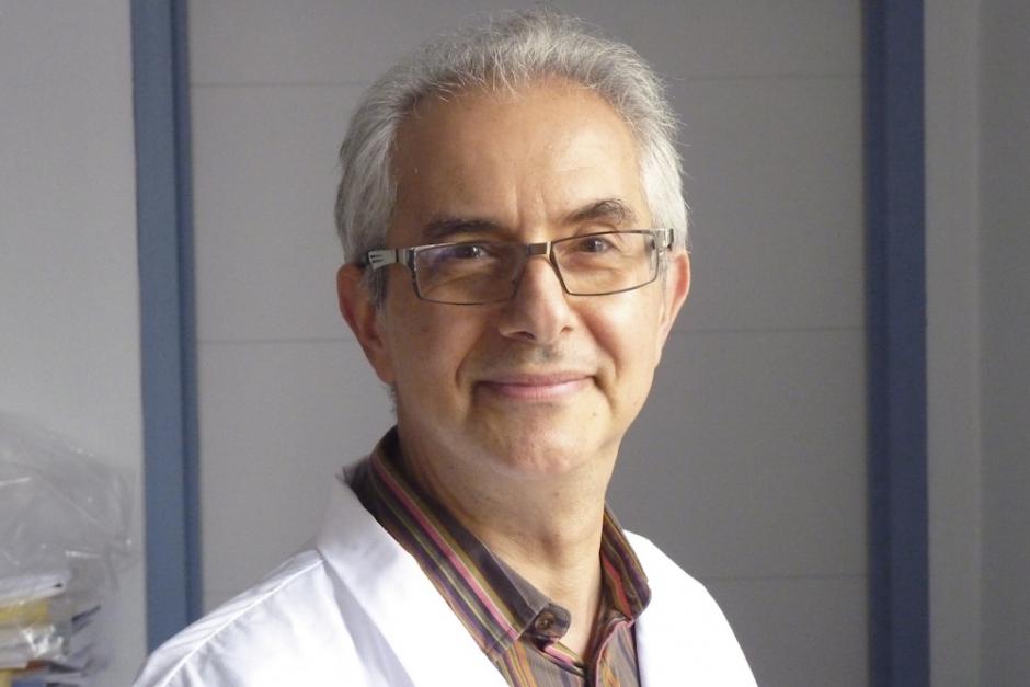 Francis Berenbaum, chef du service de rhumatologie de l'hôpital Saint-Antoine