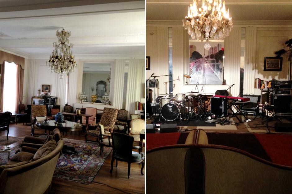 concert domicile ce soir mon groupe pr f r joue chez moi. Black Bedroom Furniture Sets. Home Design Ideas