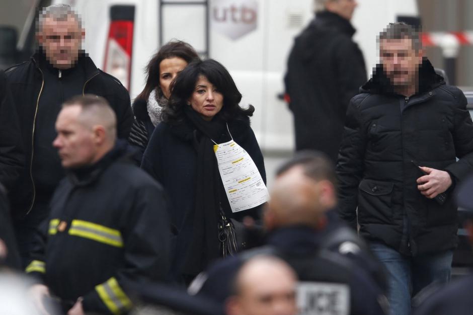 """Charb : Jeannette Bougrab pleure son """"amoureux"""""""