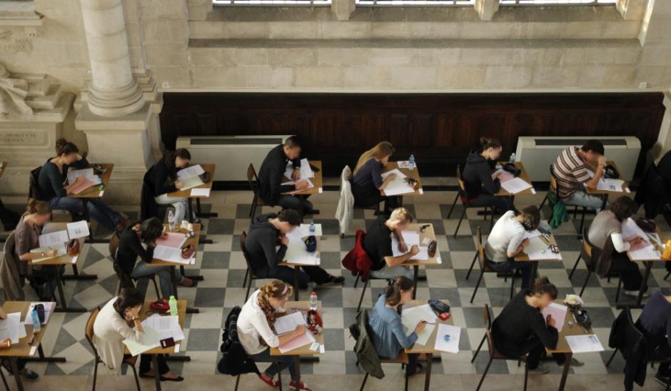 Correction Dissertation Francais Bac 2010