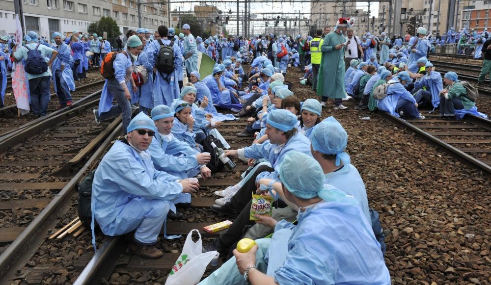 recherche emploi infirmiere anesthesiste