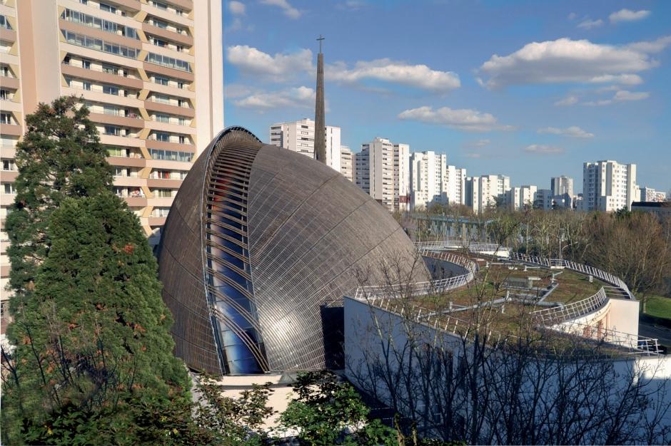 La première cathédrale du XXIème siècle est française