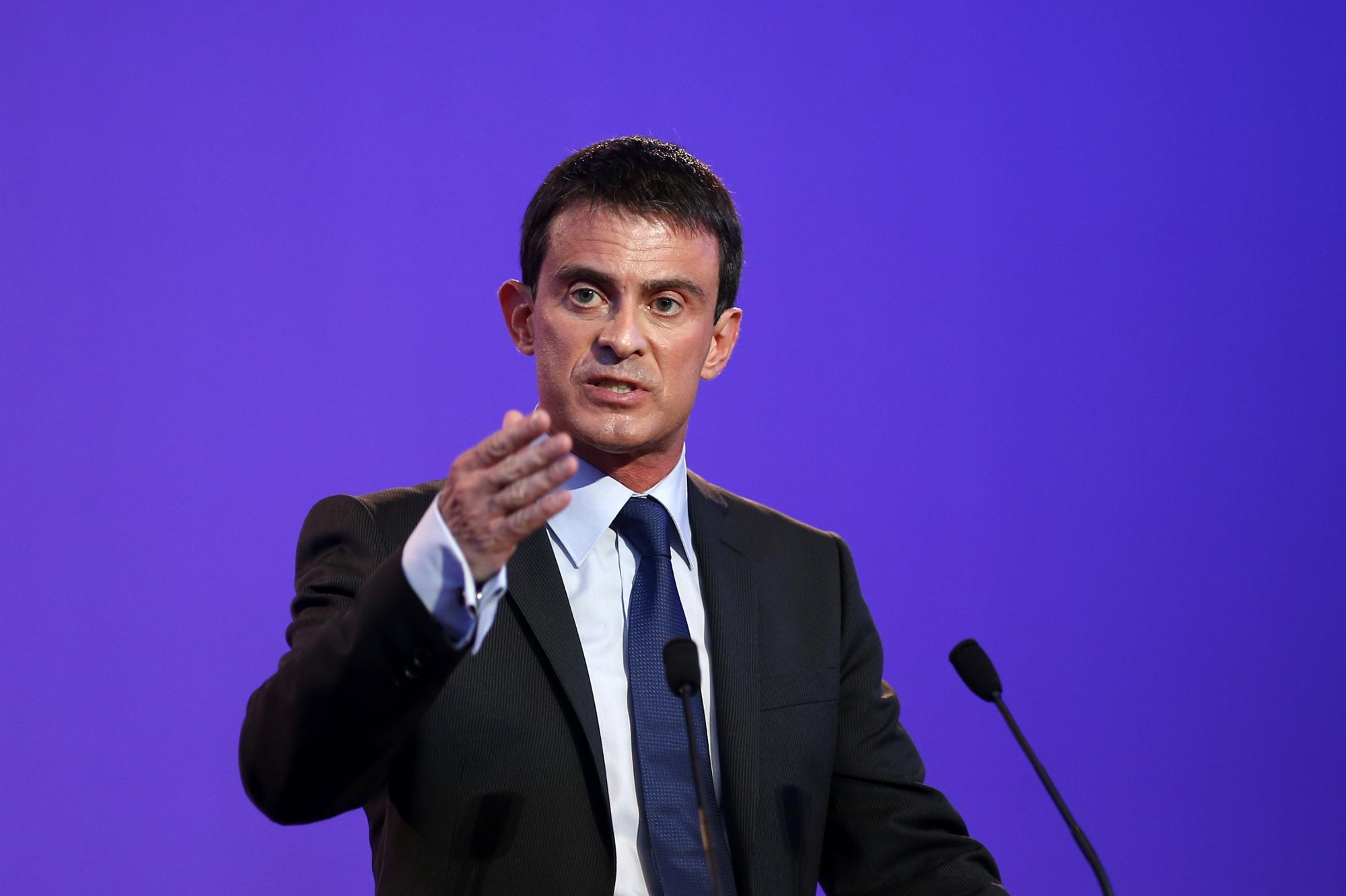 Antis mitisme manuel valls invite les juifs de france for Ministre de france