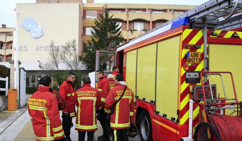 Marseille incendie mortel dans une maison de retraite - Acheter une chambre dans une maison de retraite ...