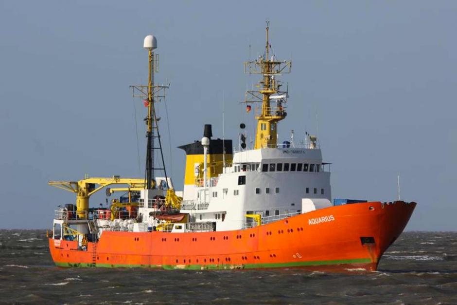 SOS Méditerranée et MDM au secours des migrants