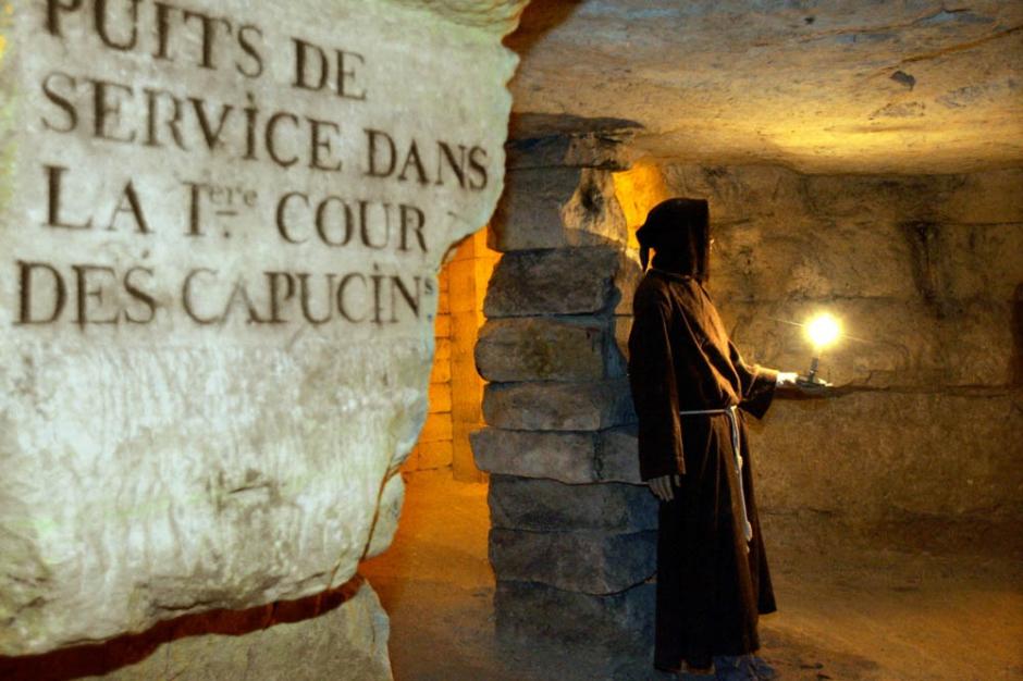 Voyage dans la France hantée