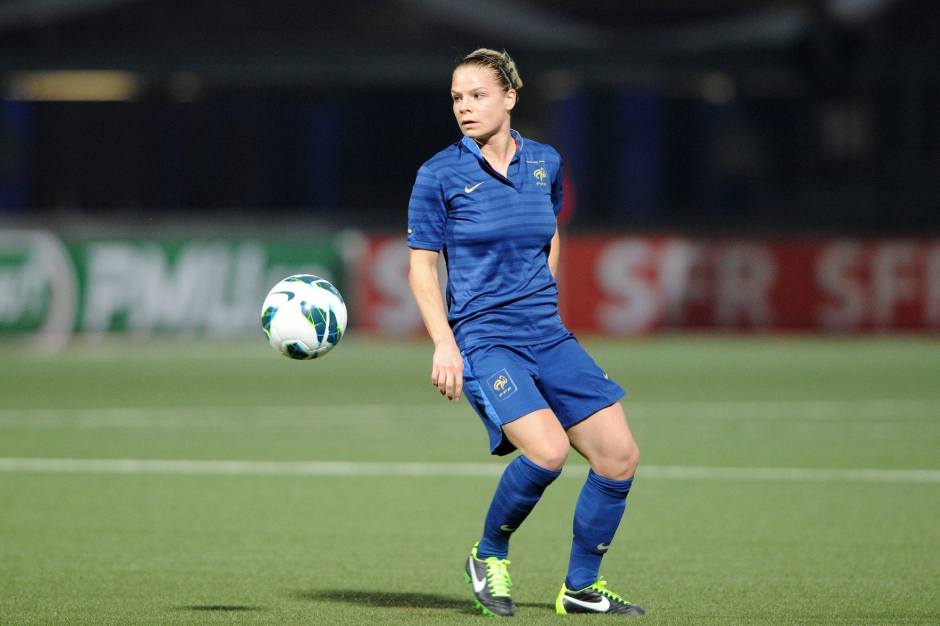 Coupe du monde de football f minin eug nie le sommer l 39 incontournable buteuse - Football feminin coupe du monde 2015 ...