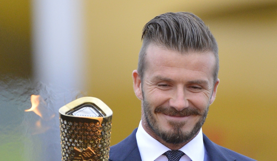 David Beckham, un gentleman sur la touche