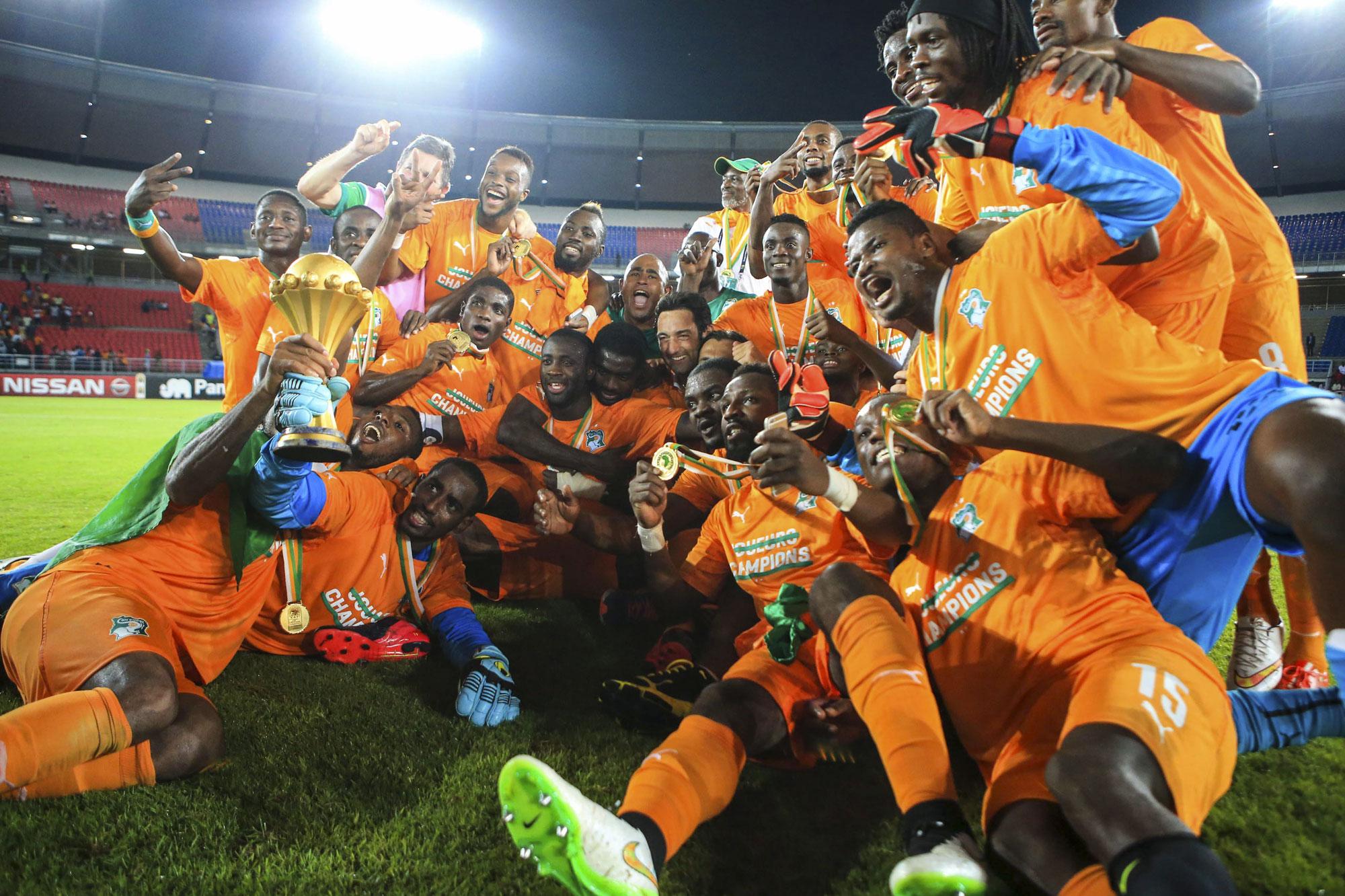 Coupe d 39 afrique des nations la c te d 39 ivoire tient sa - Prochaine coupe d afrique des nations ...