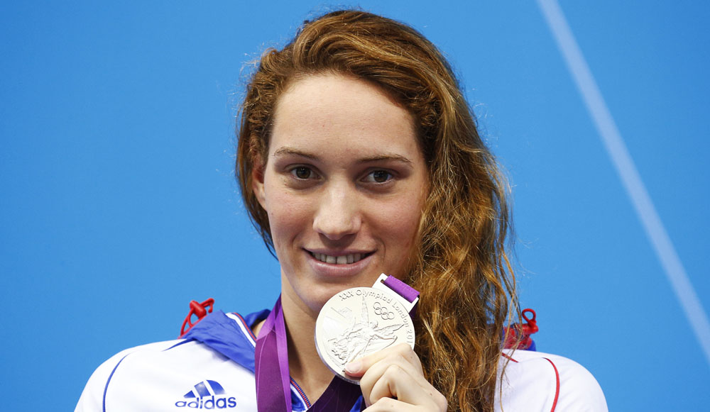 CAMILLE MUFFAT : News, photos and vid��os sur CAMILLE MUFFAT