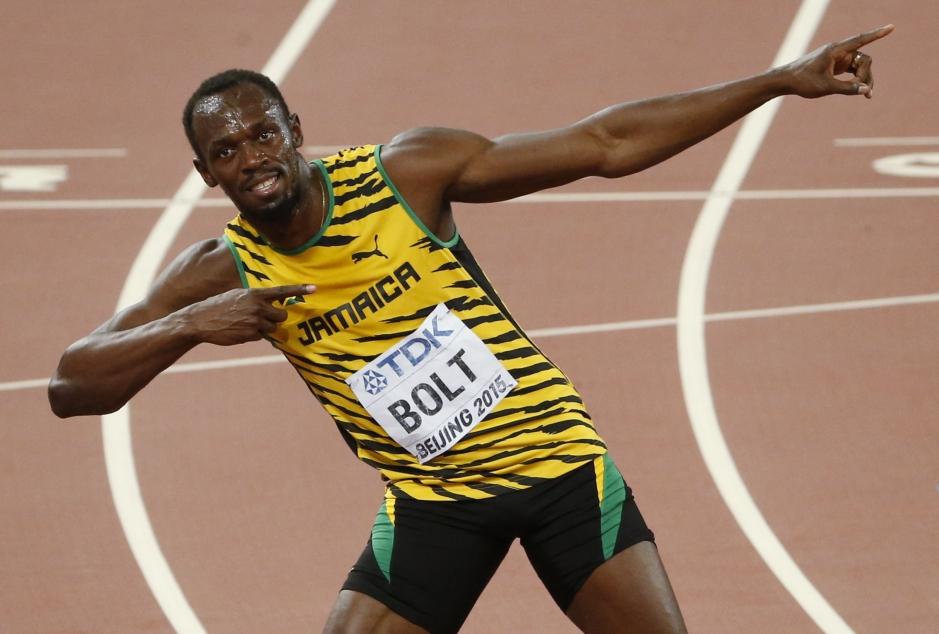 Usain Bolt est immortel !
