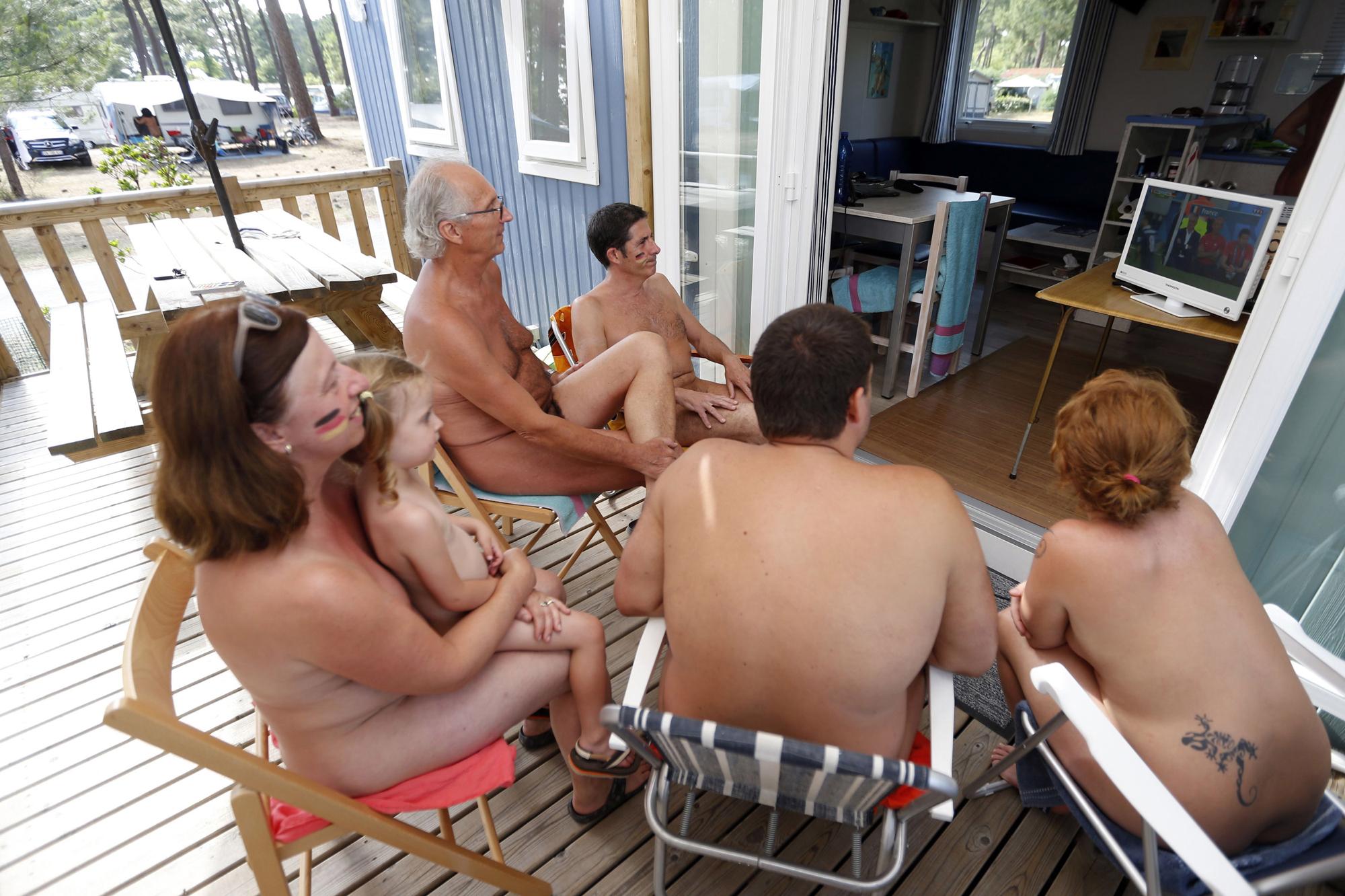 massage naturiste la baule Var