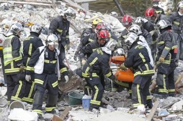 effondrement dun immeuble a rosny sous bois le bilan salourdit