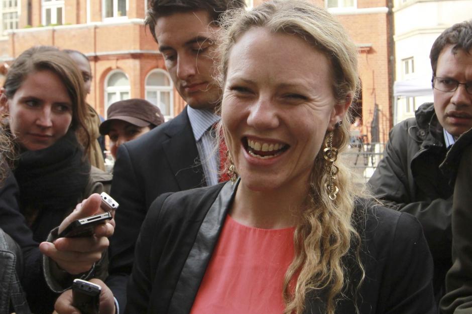 Sarah Harrison, l'atout juridique de WikiLeaks