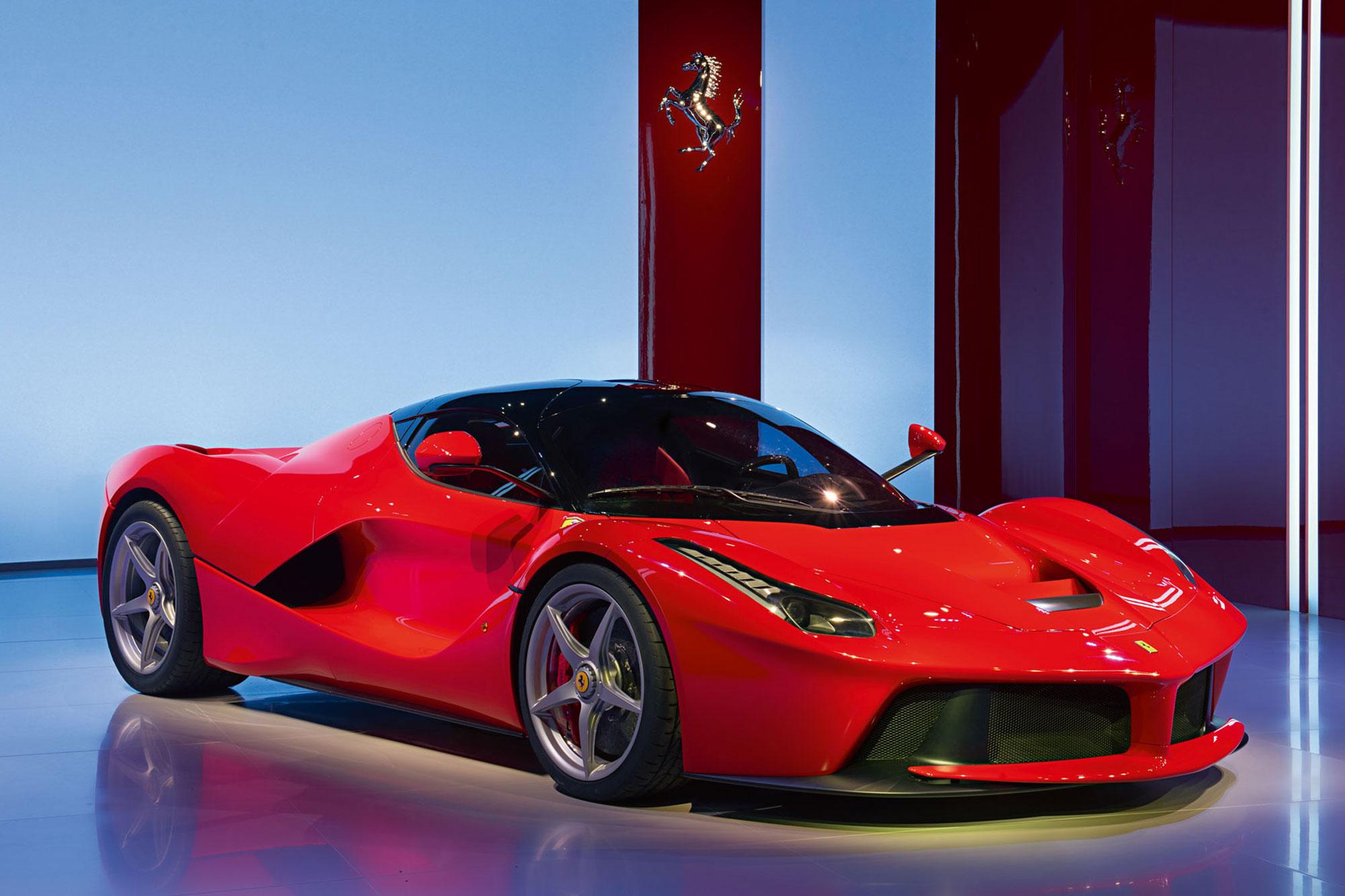 LaFerrari Marvelous Photo Ferrari Mondial 8 Quattrovalvole Rouge Occasion Cars Trend